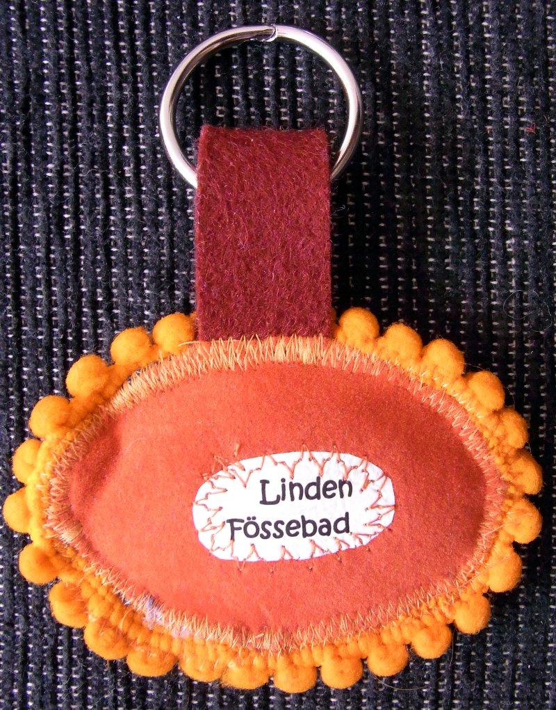 Schlüsselanhänger Linden